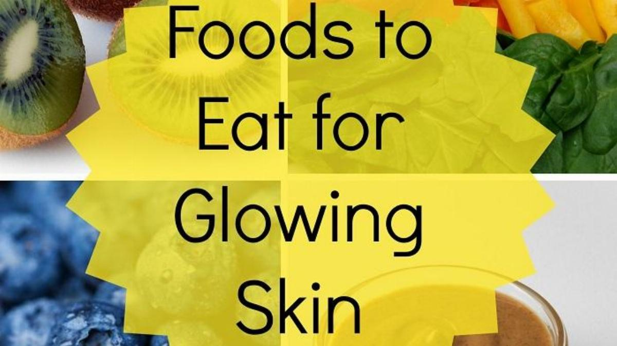 Beautiful skin starts with nourishment from within