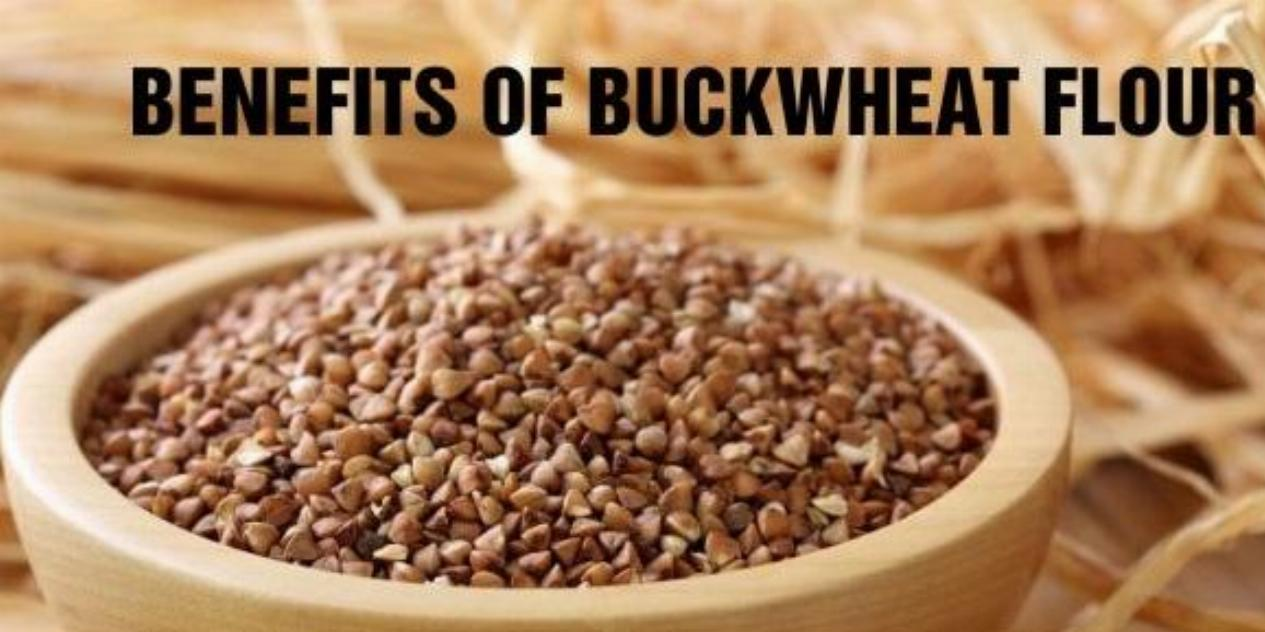 Benefits of Buckwheat (Kuttu)