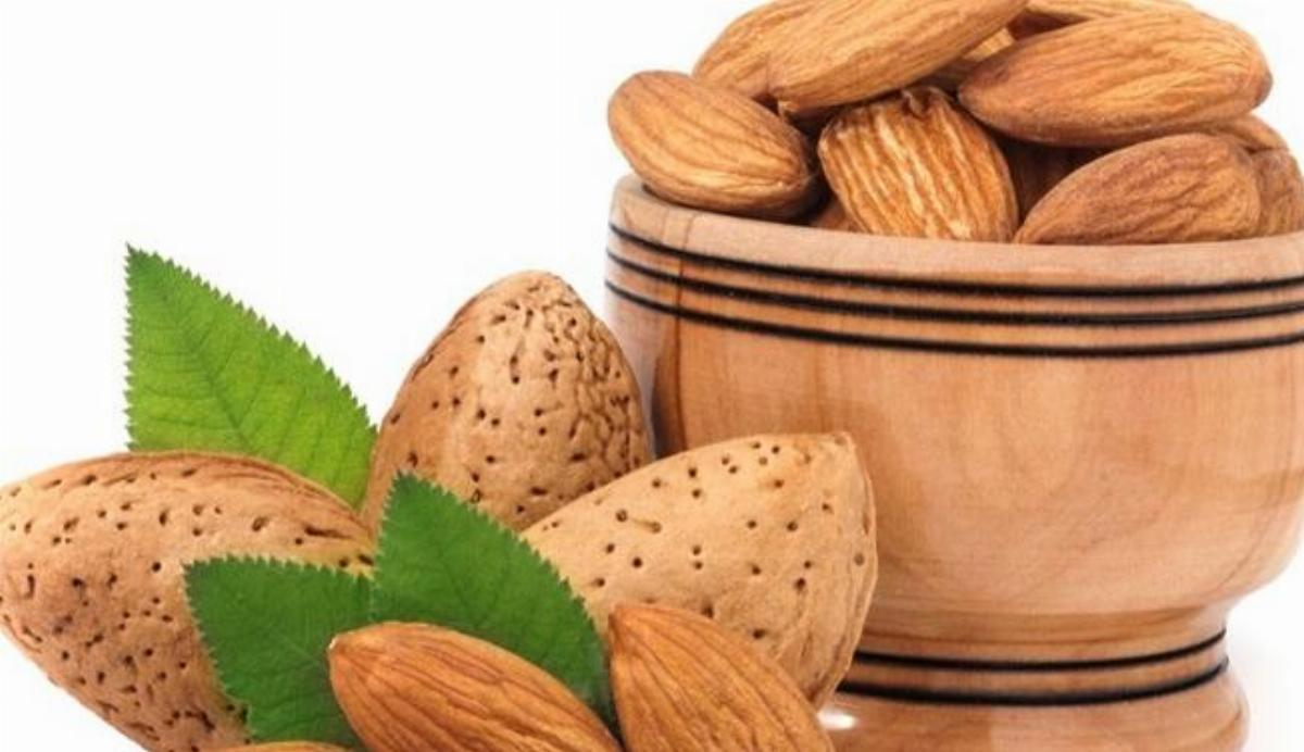 Are You Eating Brain Food - Almond
