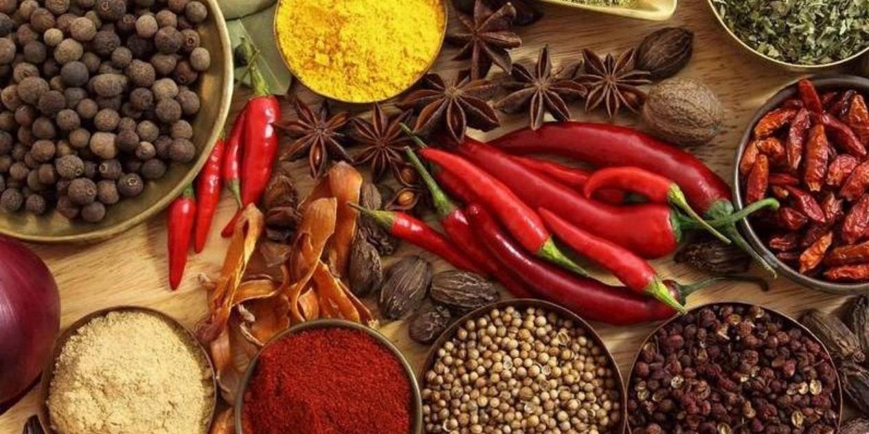 Spices in Cooking