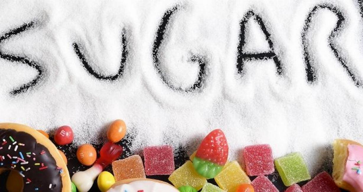 Limit Your Intake of Sugar!