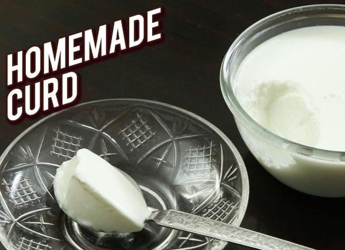 Why Homemade Curd is Better?