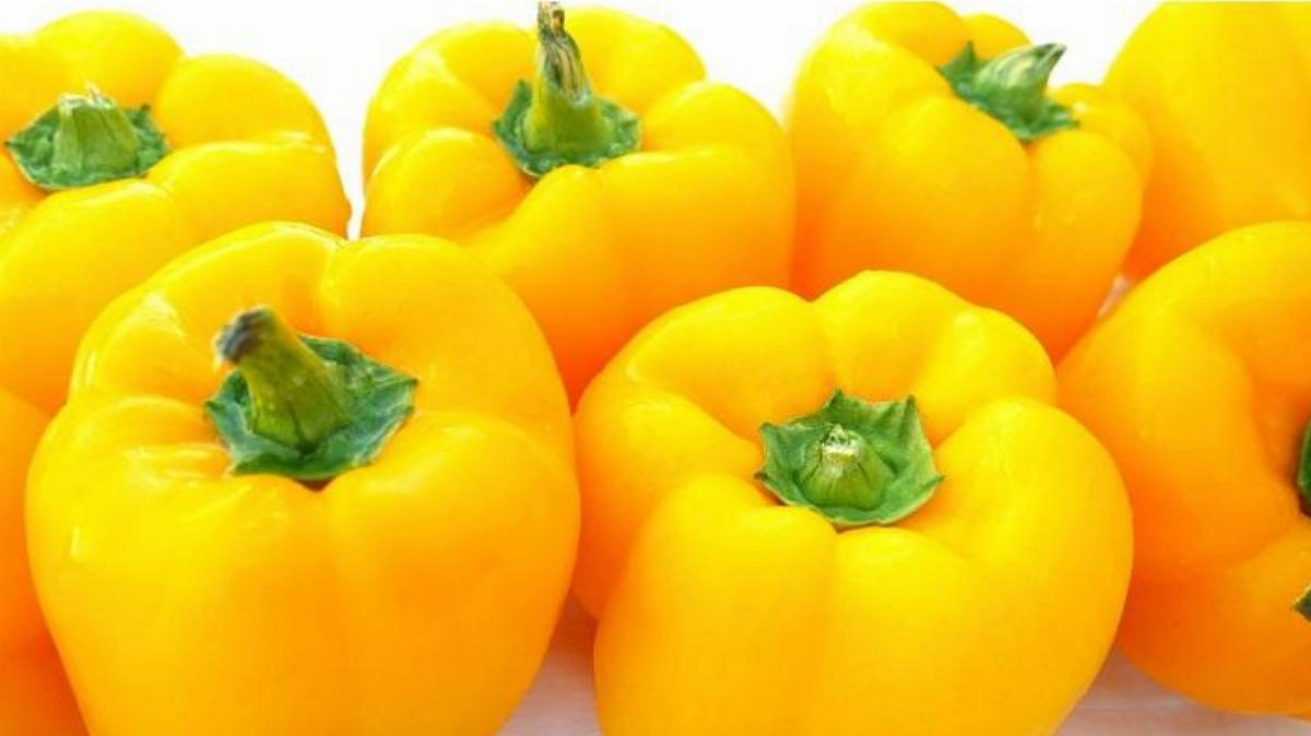 Benefits of Yellow Capsicum