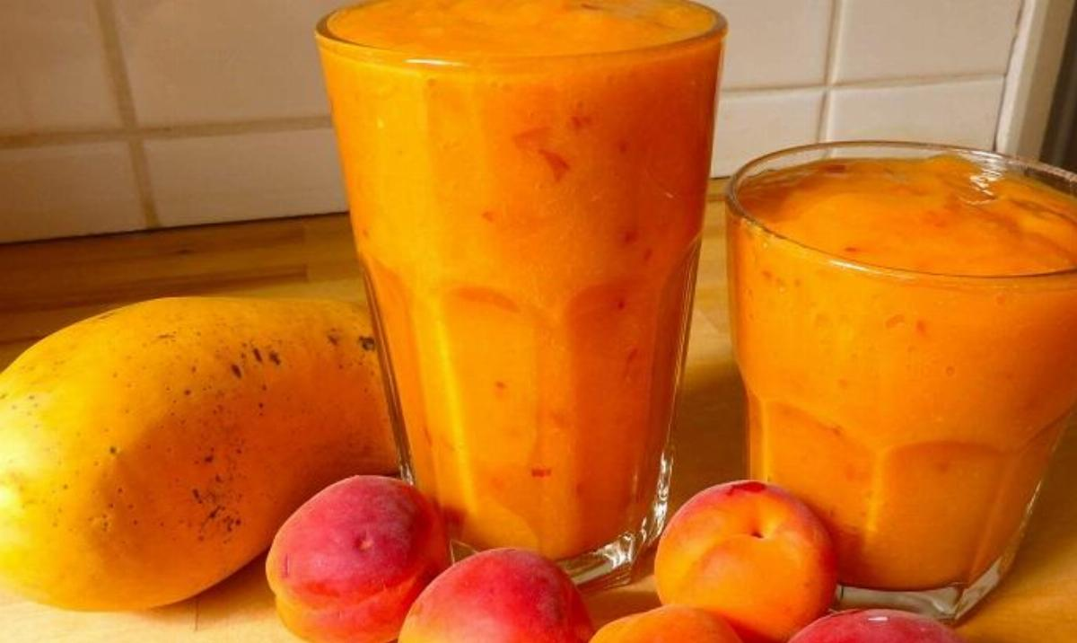 Apricot Mango Smoothie Recipe