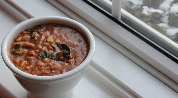 Baked Beans Soup Recipe