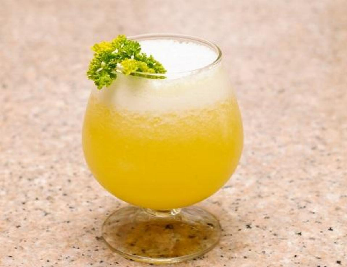 Pineapple & Orange Juice Recipe