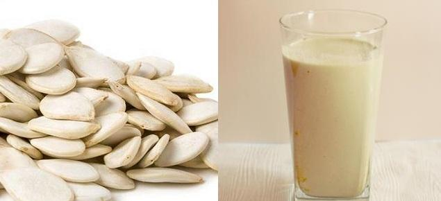Pumpkin Seeds Lassi Recipe