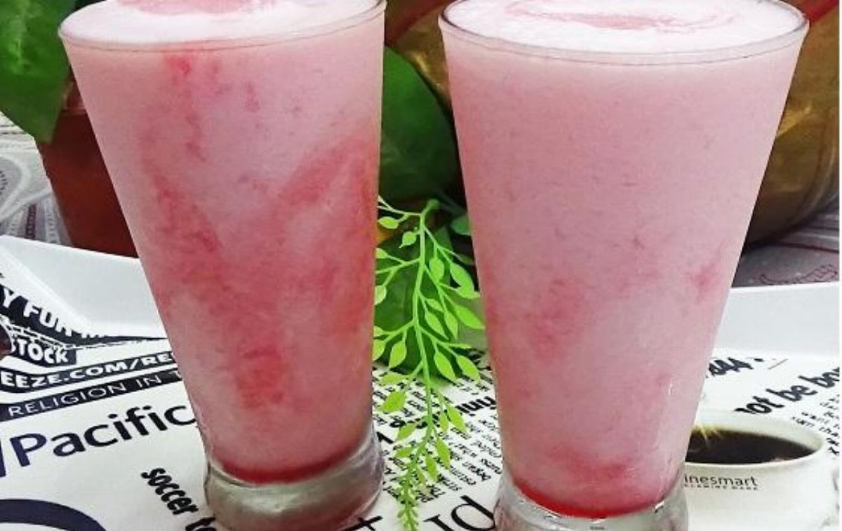 Roohafza Soothing Lassi Recipe