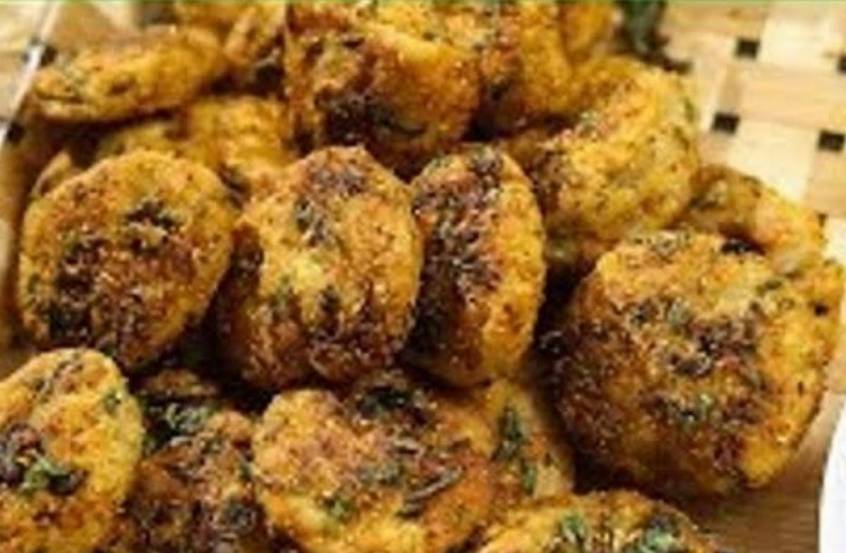 Masala Stuffed Arbi Recipe