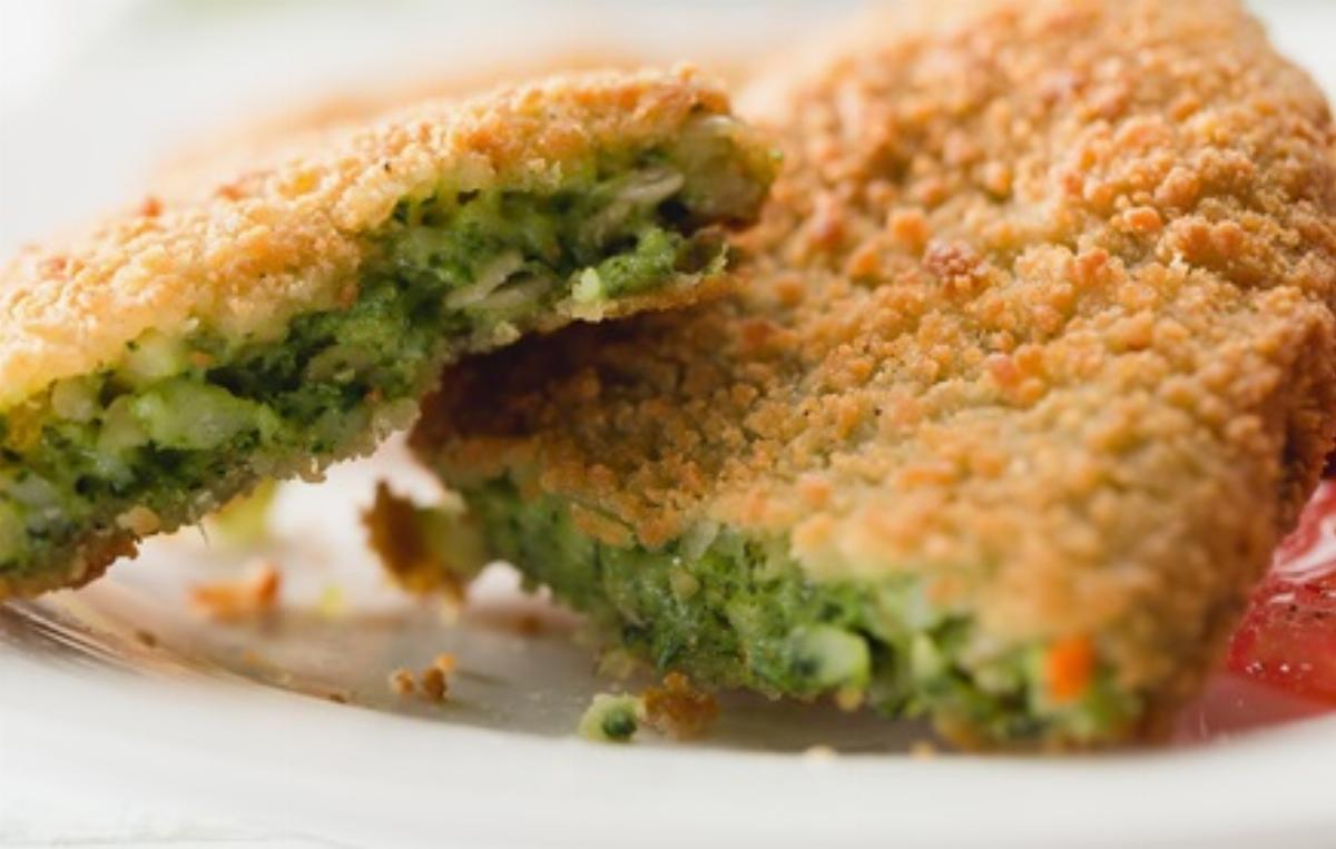 Potato Mint Cutlet