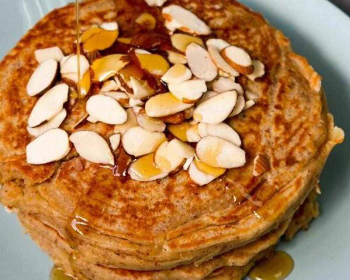 Almond Pancake Recipe