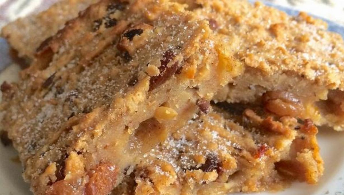 Bread Pudding (Egg) Recipe