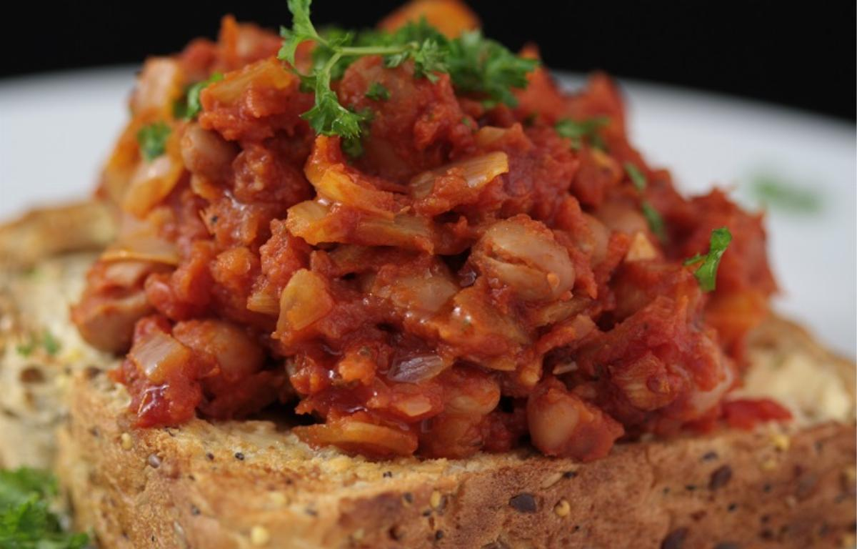 Baked Beans & Potato Toast Recipe