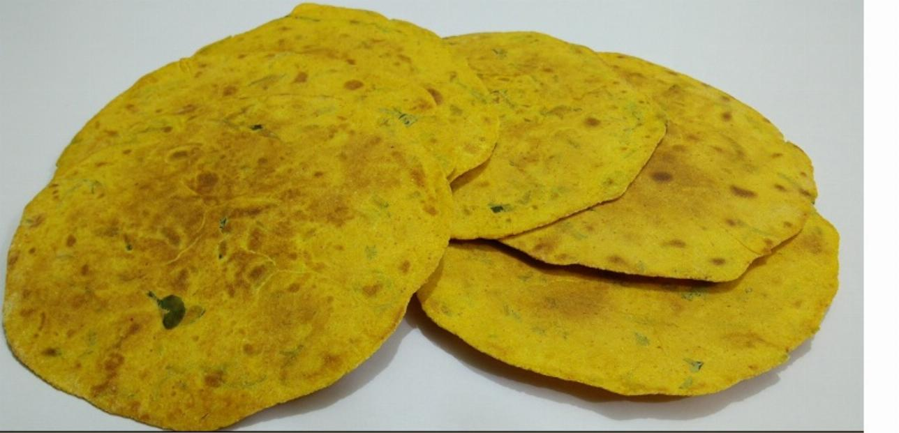 Crispy Methi Khakra Recipe