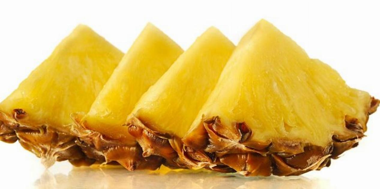 Pineapple Custard Recipe