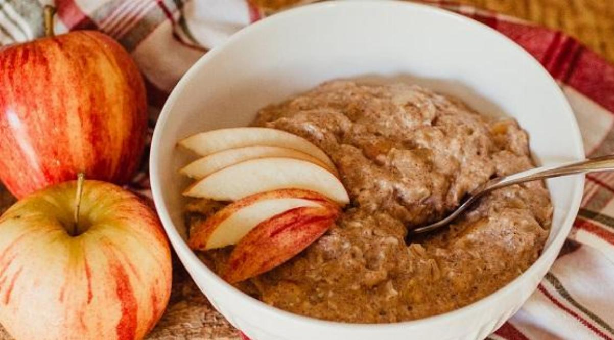 Hot Apple Oatmeal Recipe
