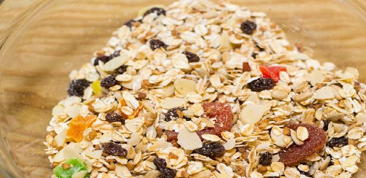 Muesli with Nuts Recipe
